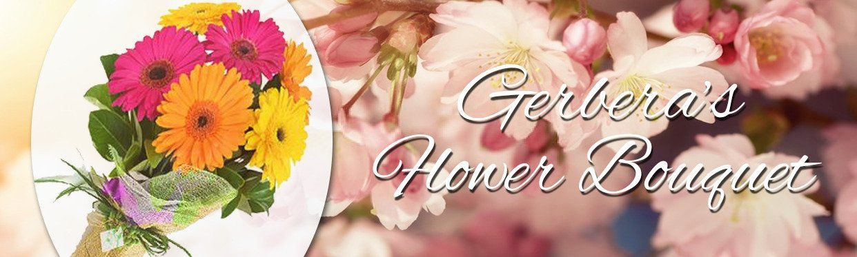 Gerbera bouquet delivery in angeles city