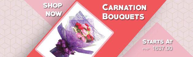 Carnation Bouquets