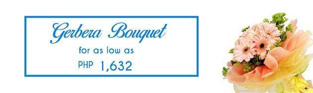 Cheap Gerbera Bouquets