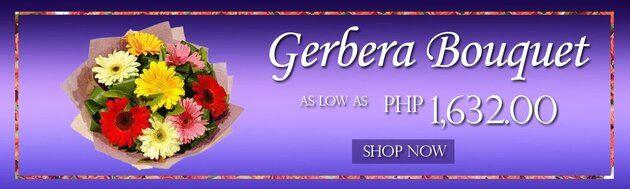 Gerbera Bouquets