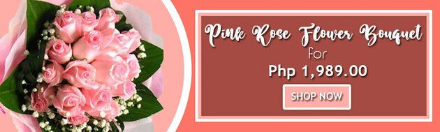 Pink Roses Flower Bouquets