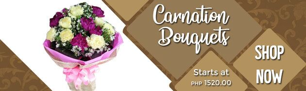 Affordable Carnation Bouquet