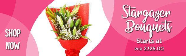 Stargazer Flower Bouquets