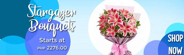Stargazer Flower Bouquet Arrangements