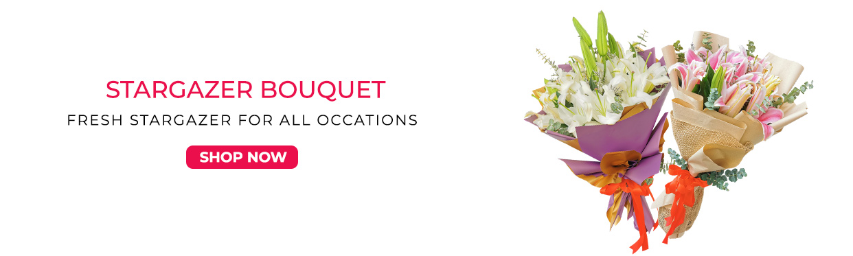 Stargazer Bouquets
