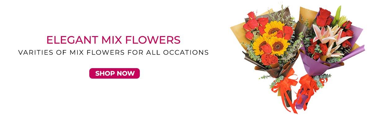 Mix Flower Bouquets