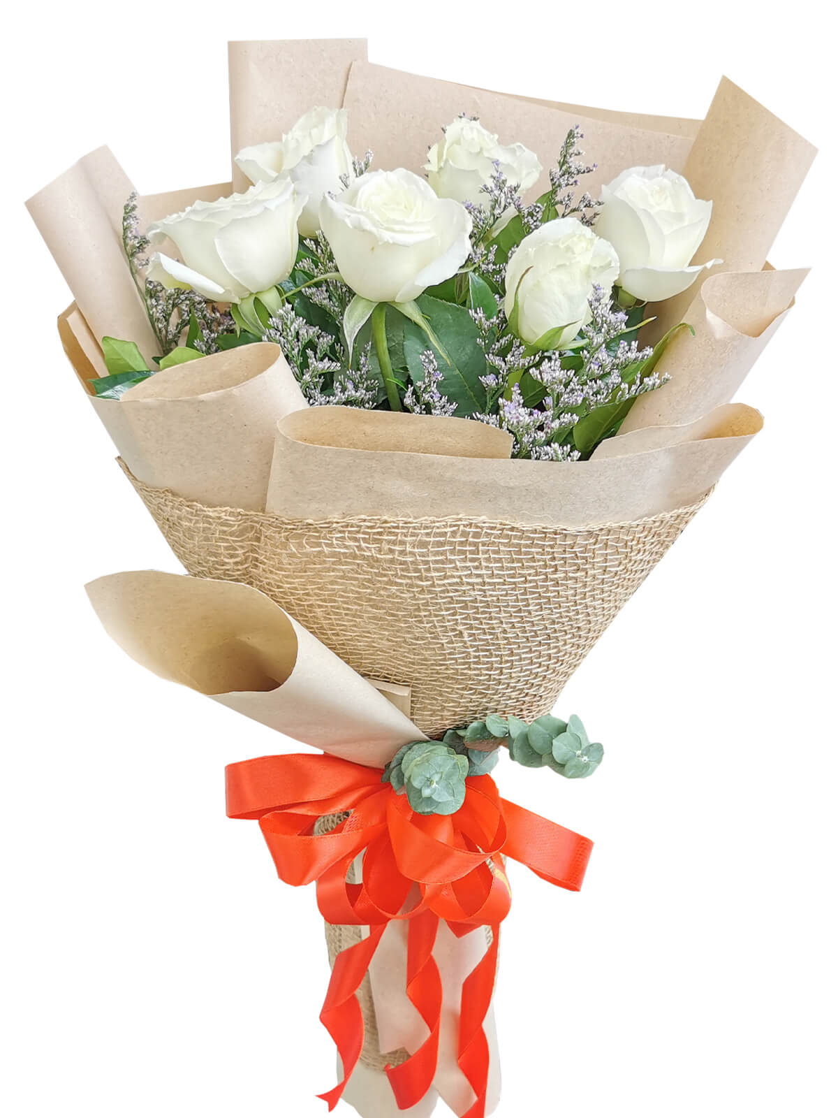 White Rose 6/12 Kraft Jute