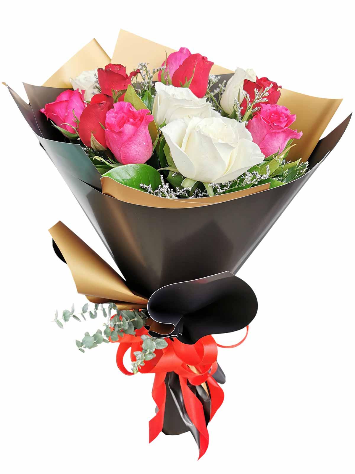 Mix Roses BG 12/24