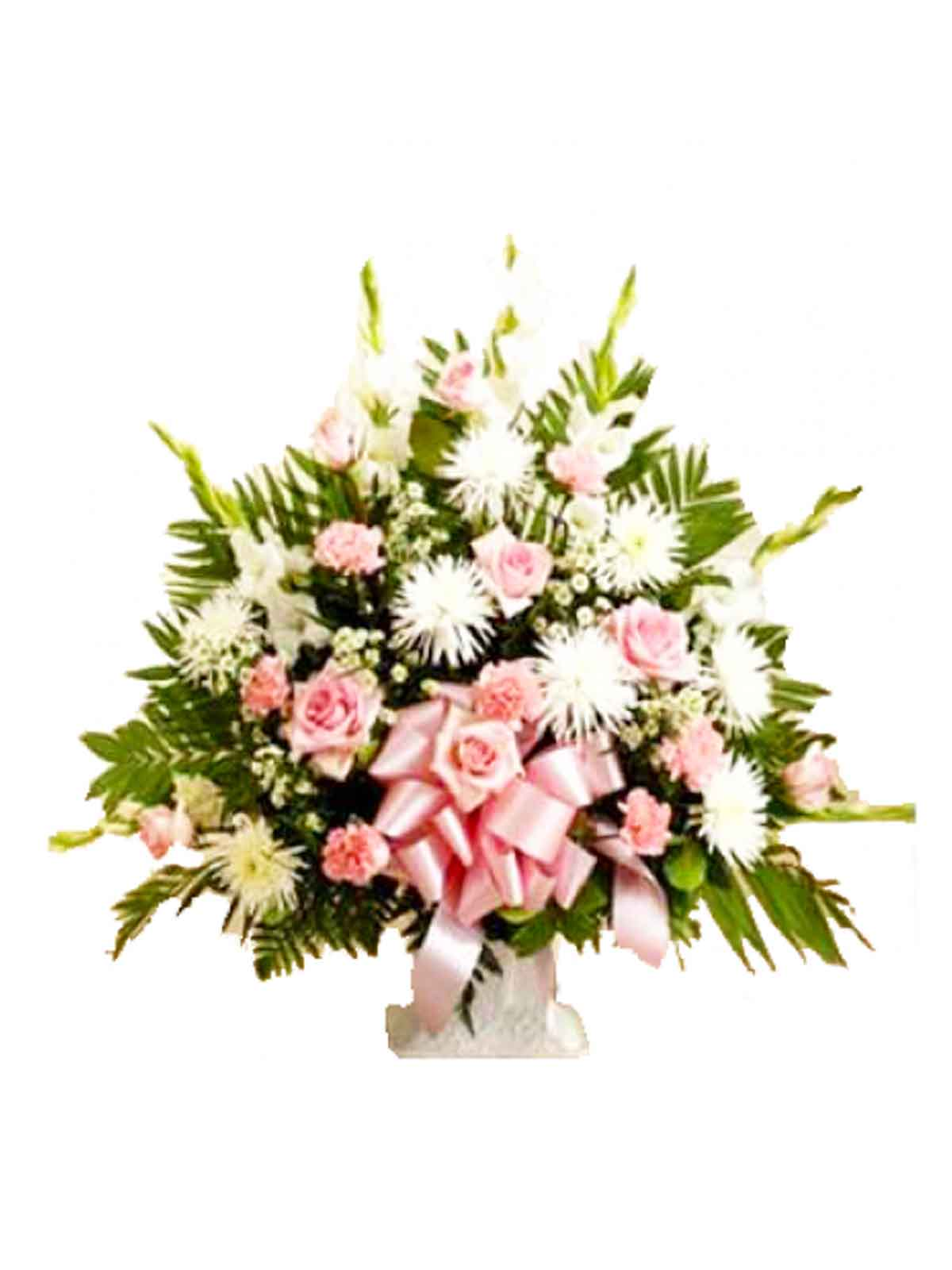 1121 Funeral Basket 001