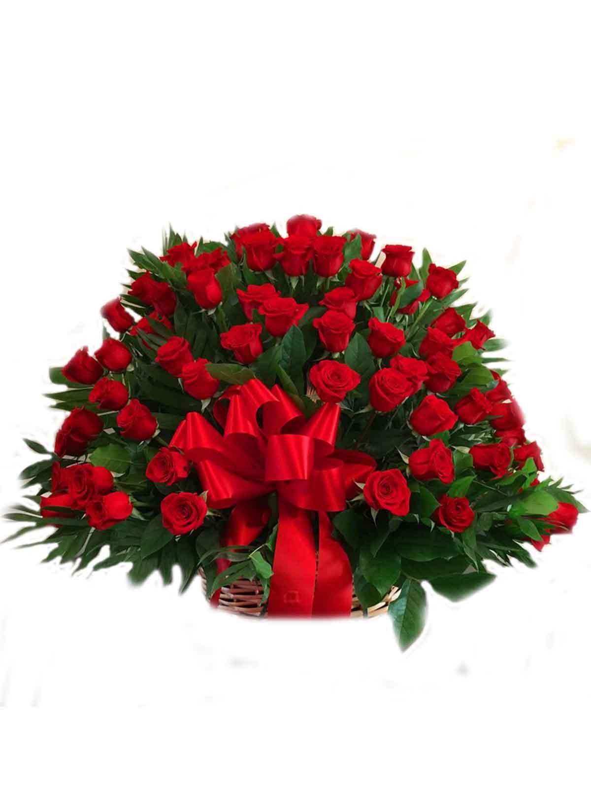 1124 Funeral Basket 004