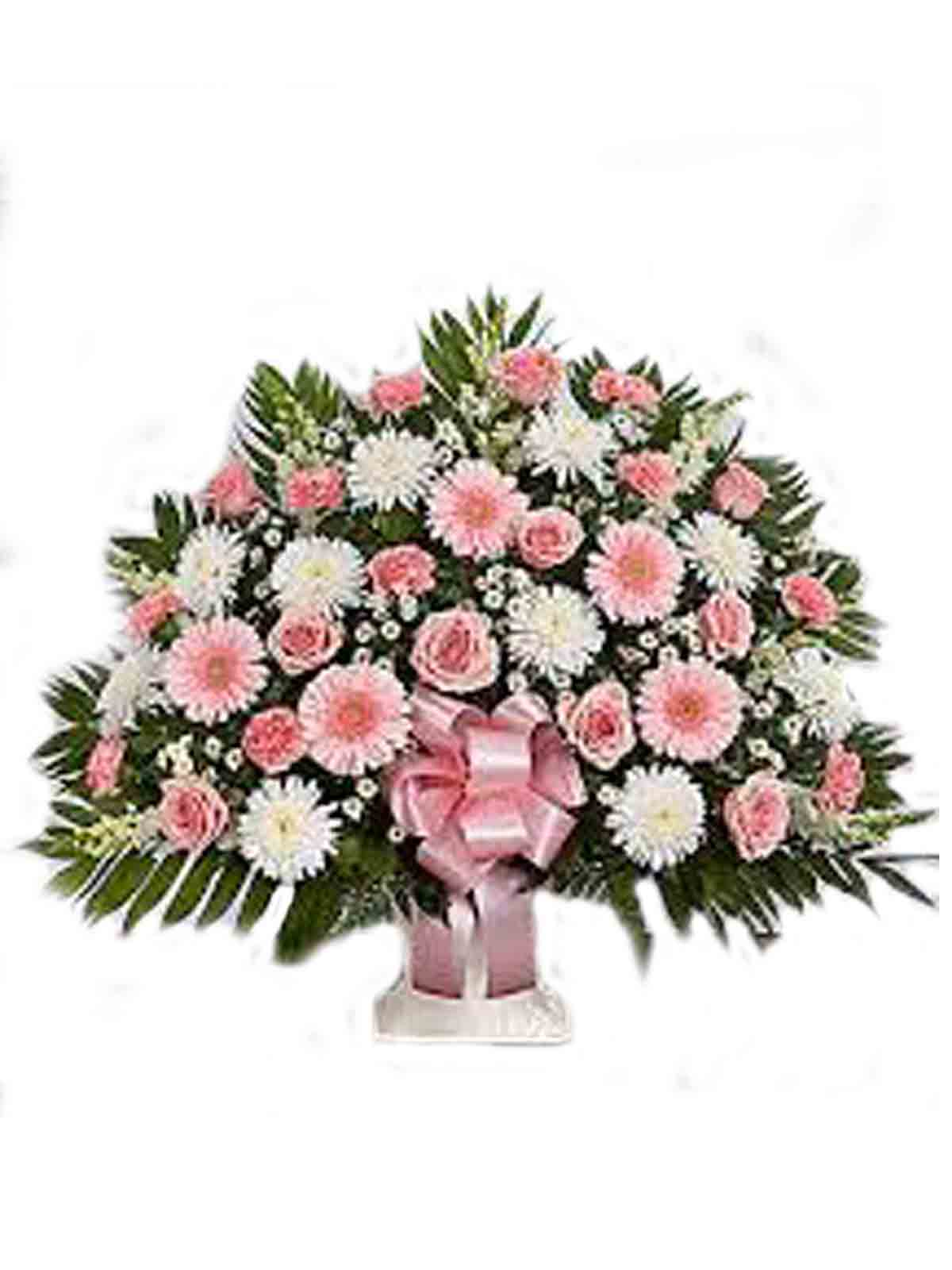 1127 Funeral Basket 007