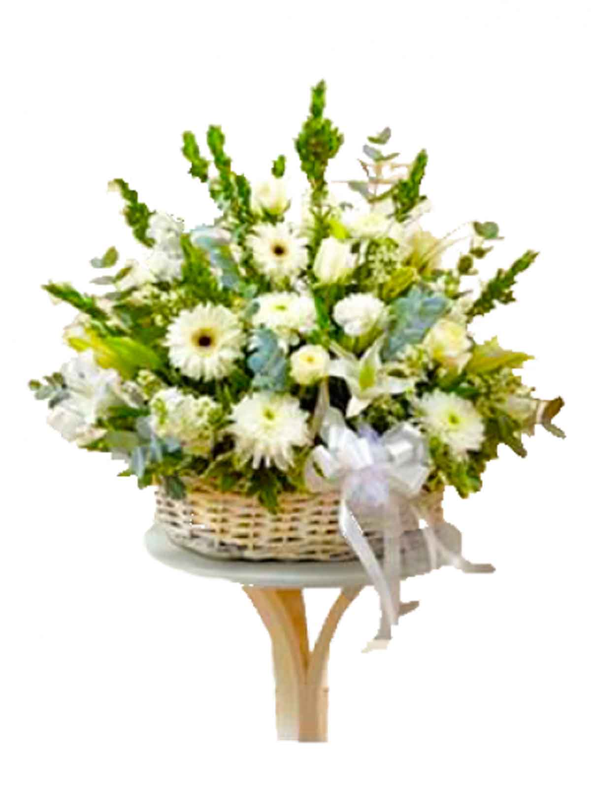 1129 Funeral Basket 009