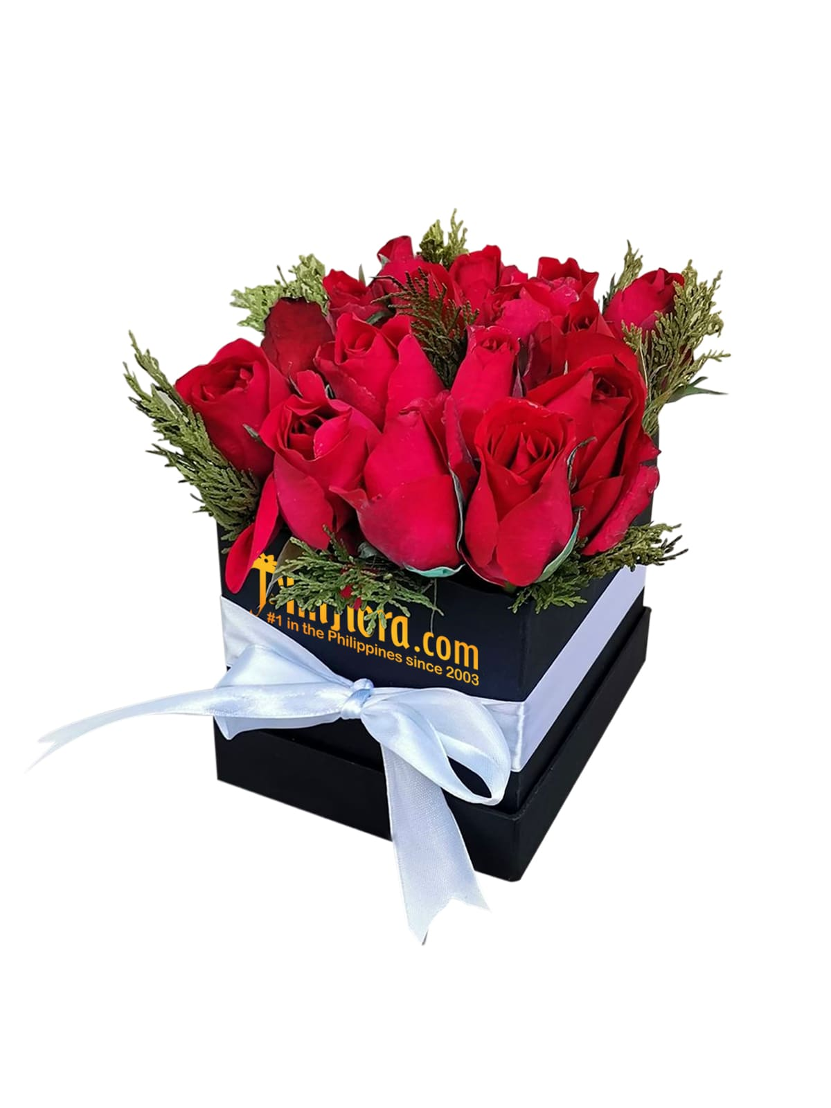 Red Roses Love Box