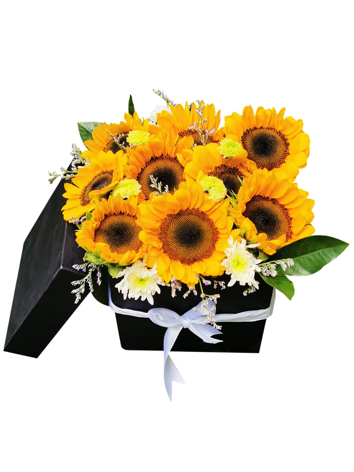 Sunflower Love Box 001