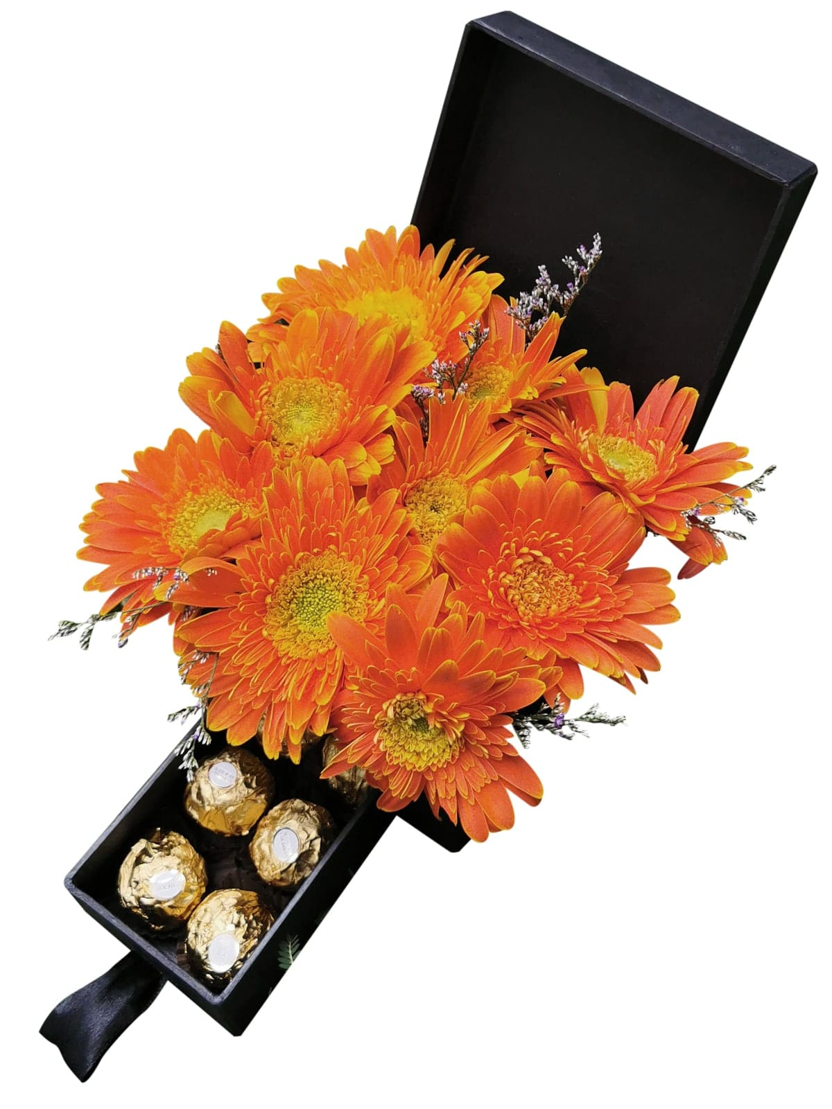 Gerbera Special Love Box 003