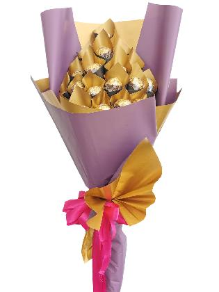 Purple Gold (24 Pcs)