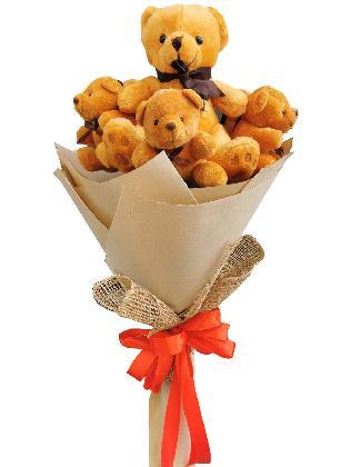 Brown Bears 7 Kraft