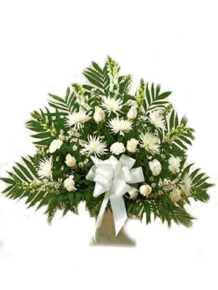 1131 Funeral Basket 011