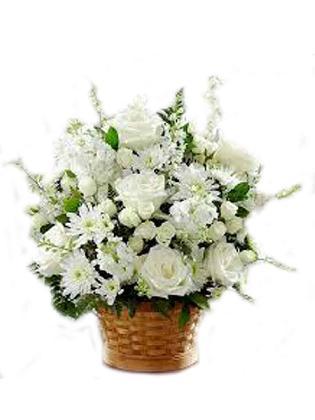 1133 Funeral Basket 013