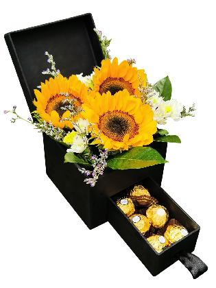 Sunflower Special Love Box
