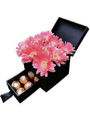 Gerbera Special Love Box 001